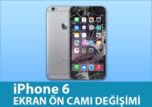 İphone 6 Ön Cam Değişimi 99 Tl