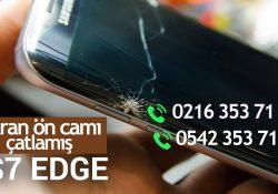 Samsung Galaxy S7 Edge Ön Cam Değişimi 450 TL