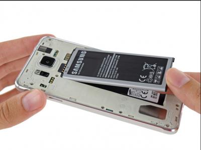 Samsung A5 batarya değişimi