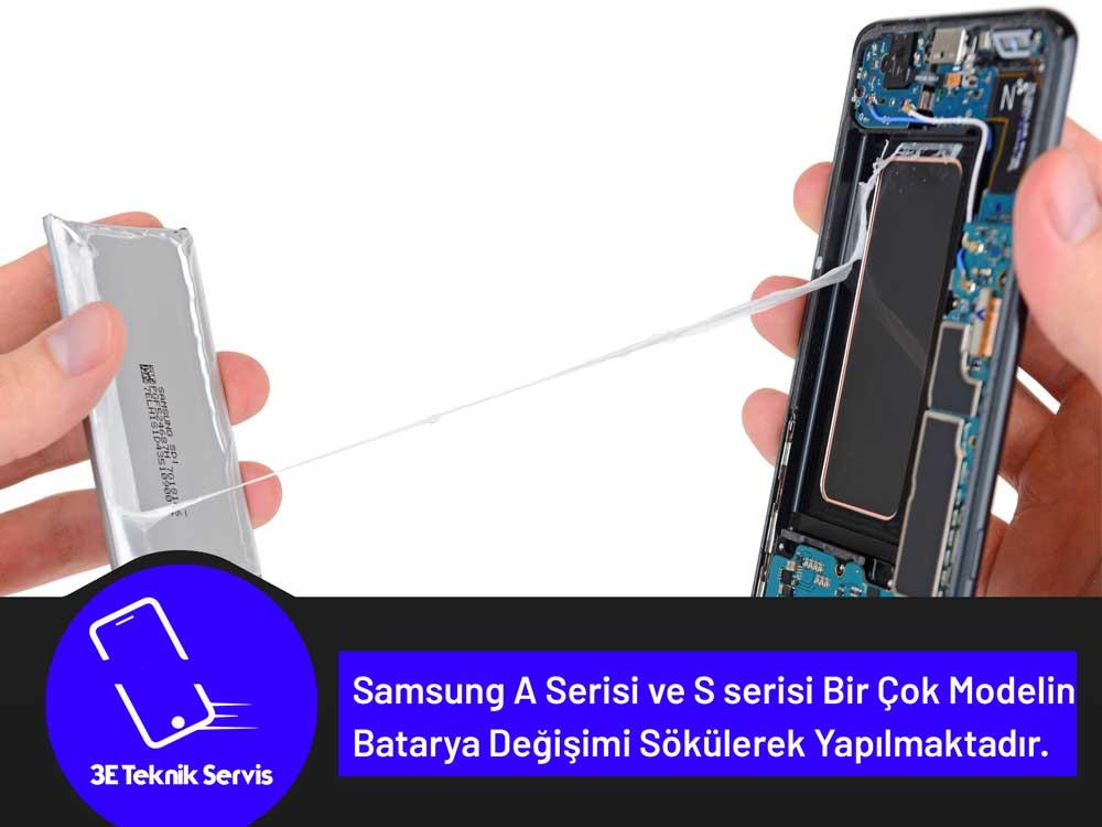 Samsung Batarya Değişimi